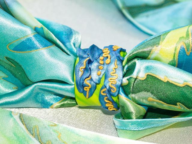 Как завязать шарф или платок?