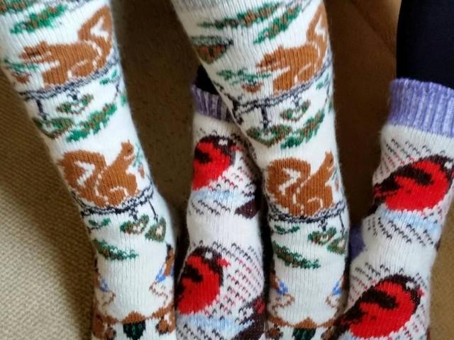 Готовь сани летом. И шерстяные носочки тоже.